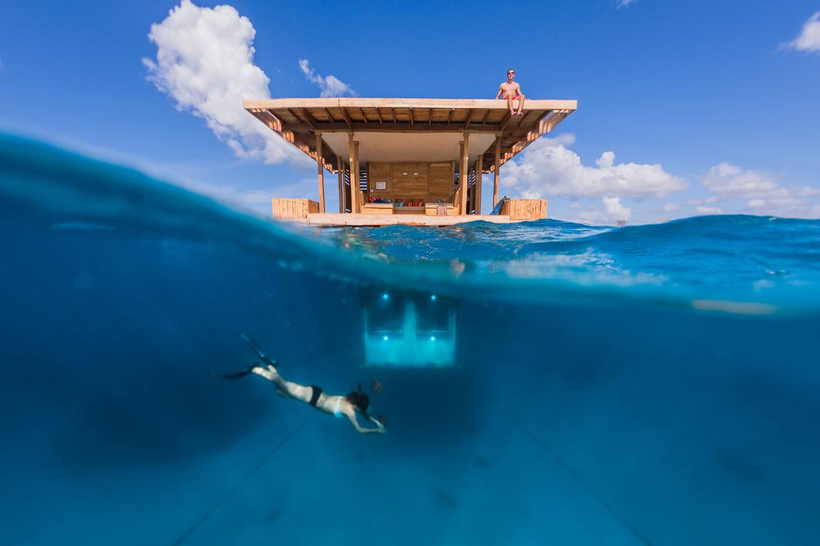 Jesper Anhede - Destination photography for the Manta Resort and the Manta Underwater Room - Pemba Island, Zanzibar, Tanzania, Africa