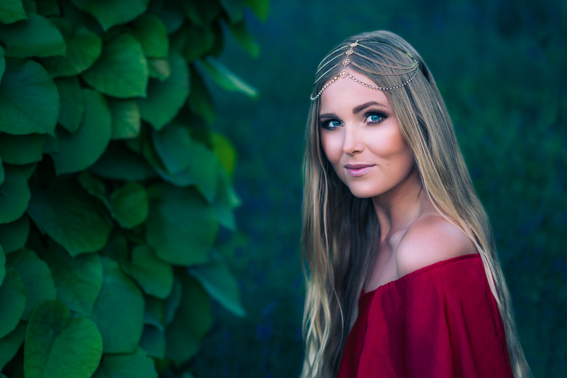 Jesper Anhede - Artist photographer for singer-songwriter Cecilia Kallin