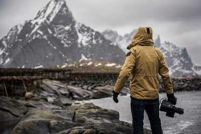 Nicklas Gustafsson is a filmmakers in Sweden