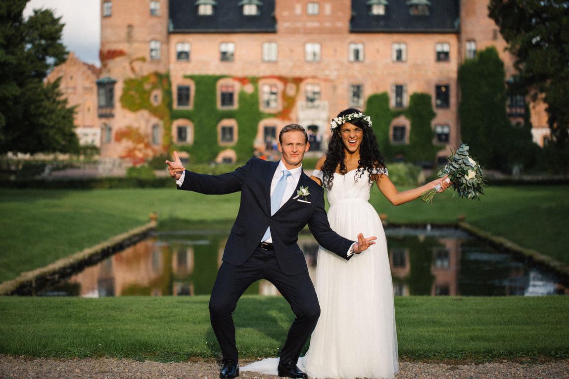 Tove Lundquist - Bröllop