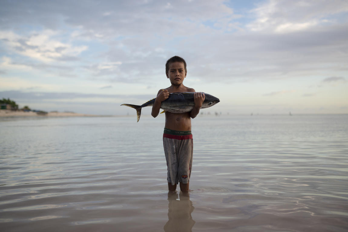 Christian Åslund - Kiribati - impact of overfishing