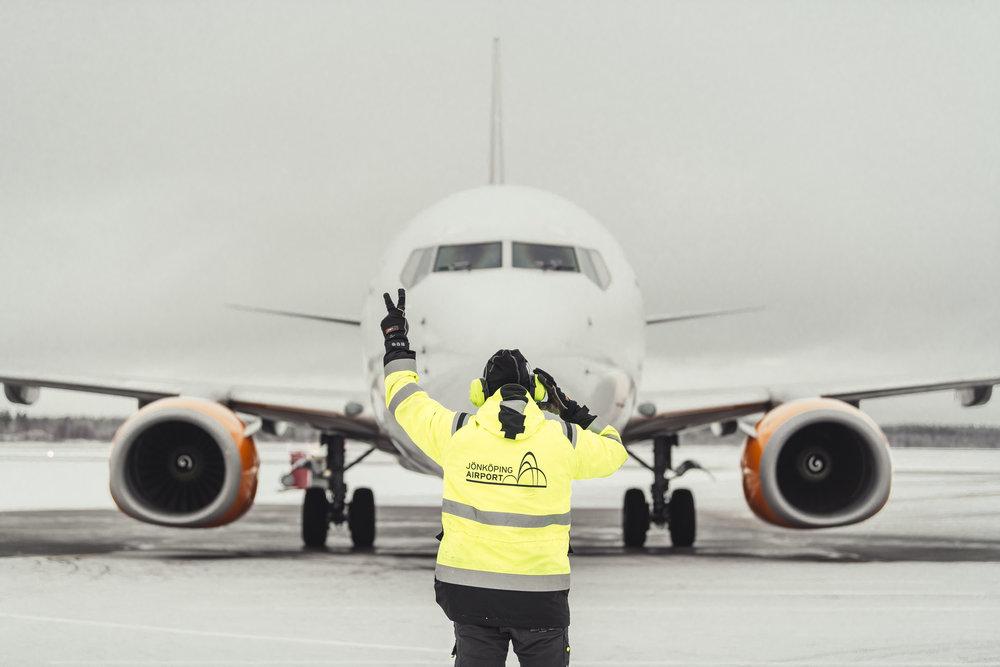 Daniel Nestor - Jönköping Airport