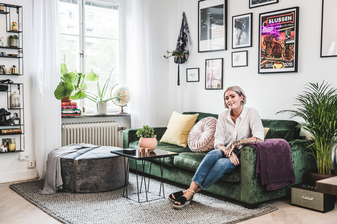 Jana Eriksson - Hemma hos Sofia - Sweef
