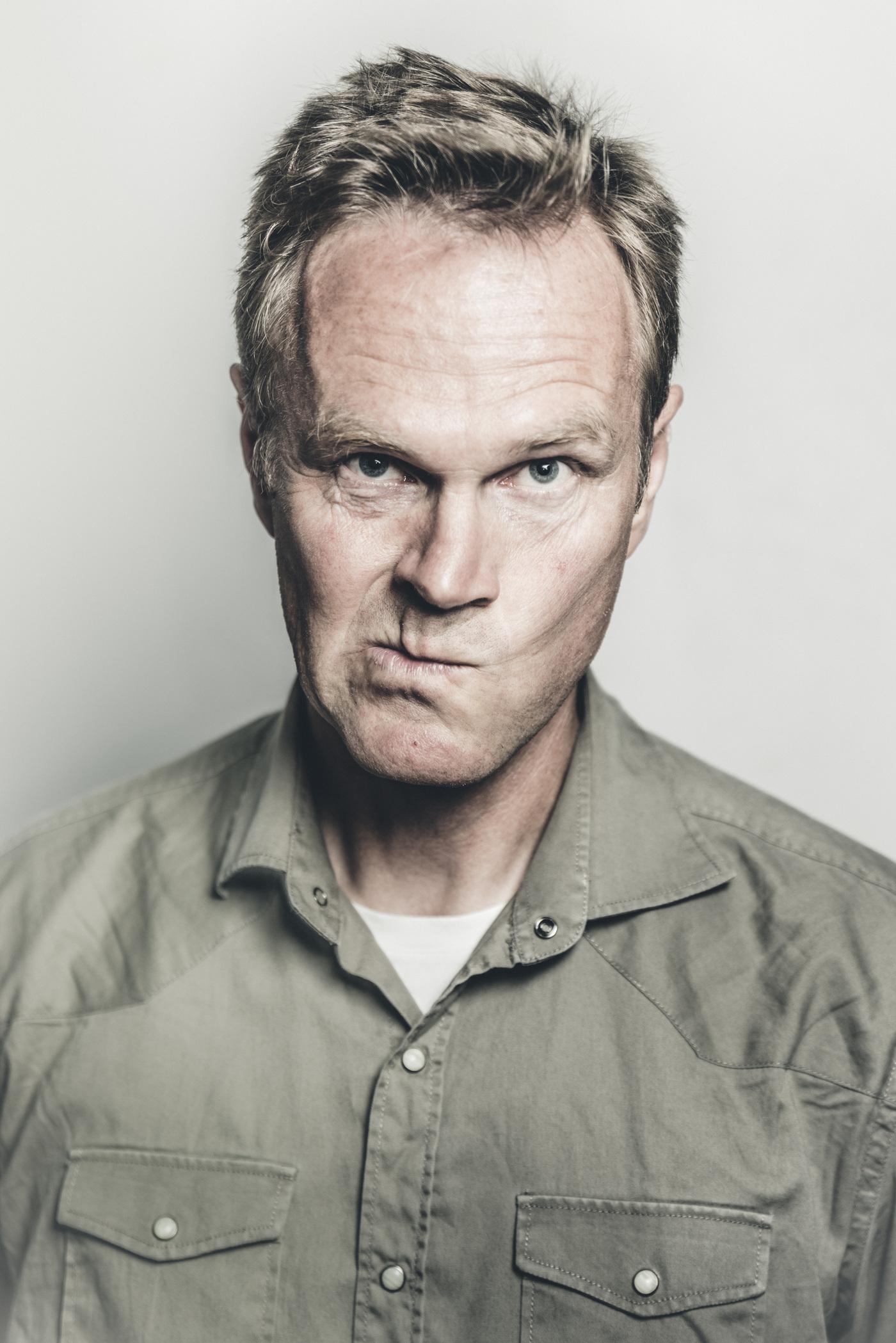 Jana Eriksson - Porträttserie - Rädda skogen Greenpeace