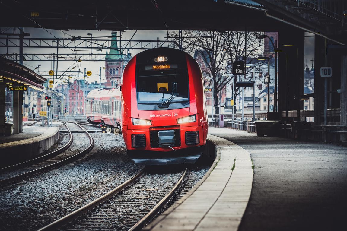 Jana Eriksson - MTR Express