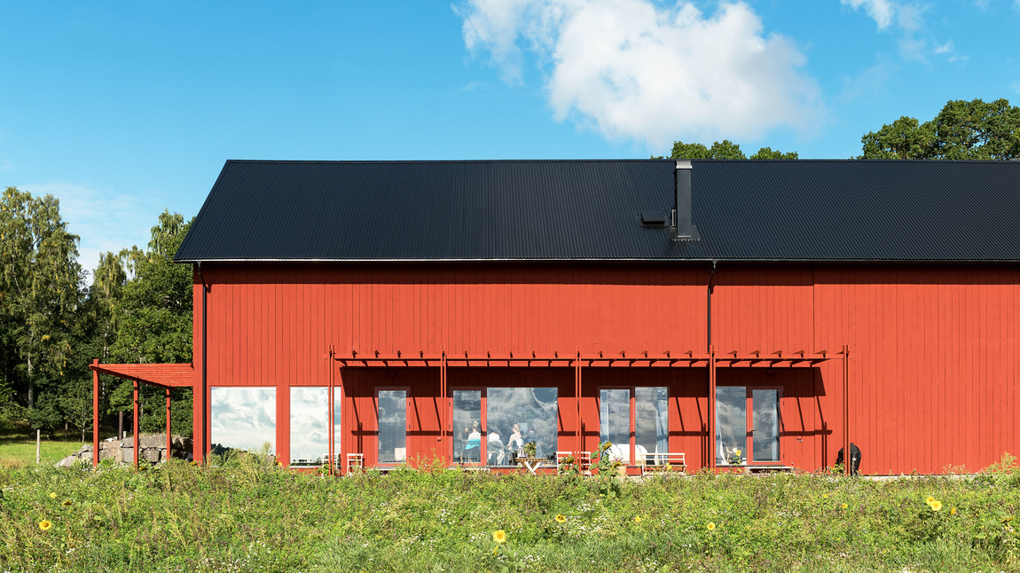 Ken Pils - Lindeborgs Organic Farm