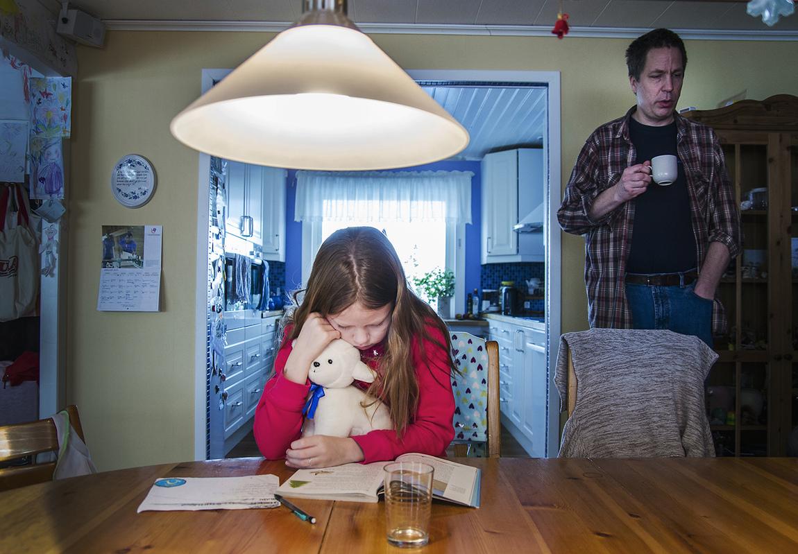 Kristina Wirén - Skolundervisning i hemmet