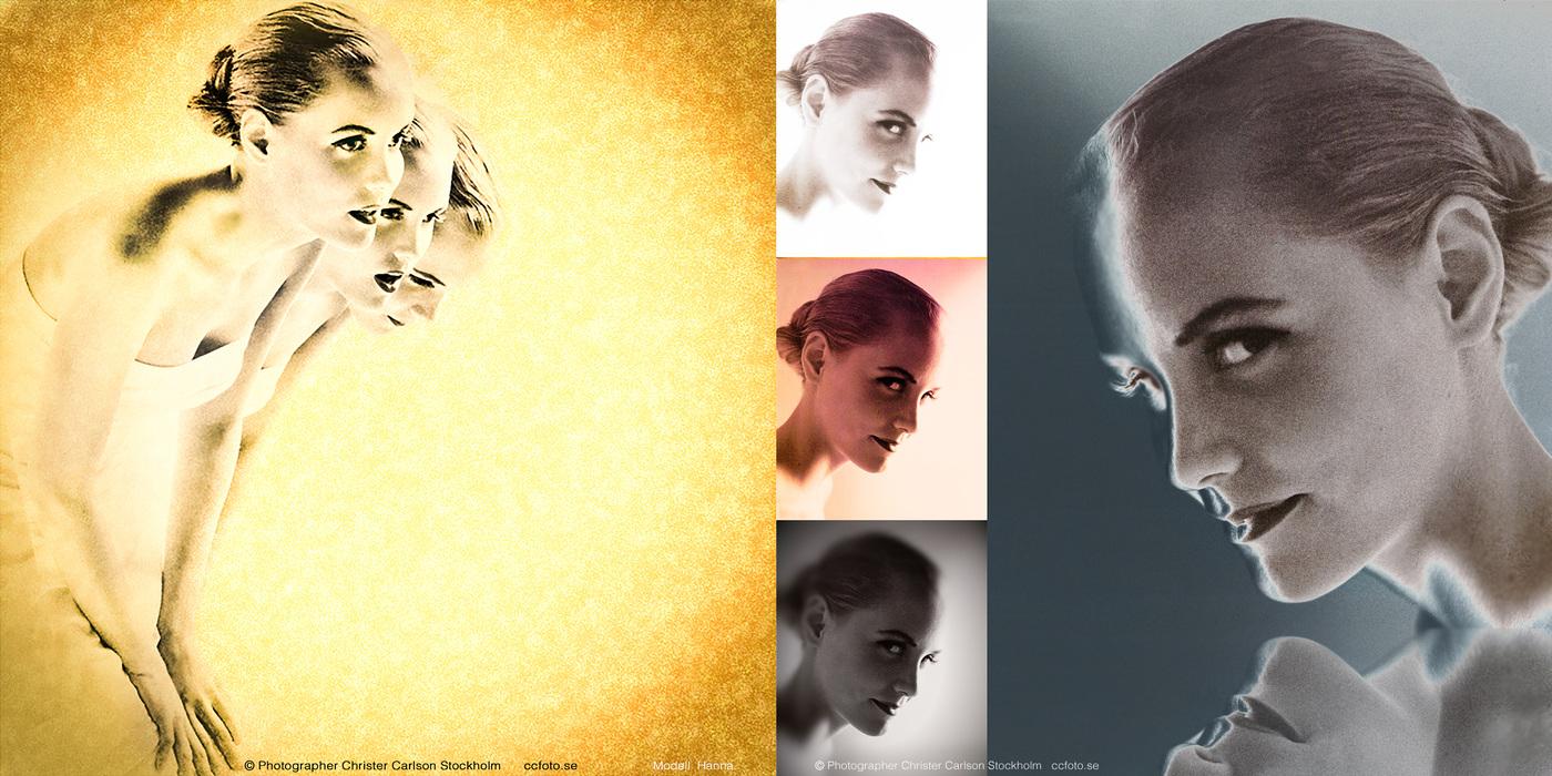 Christer Carlson - Studio Portraits
