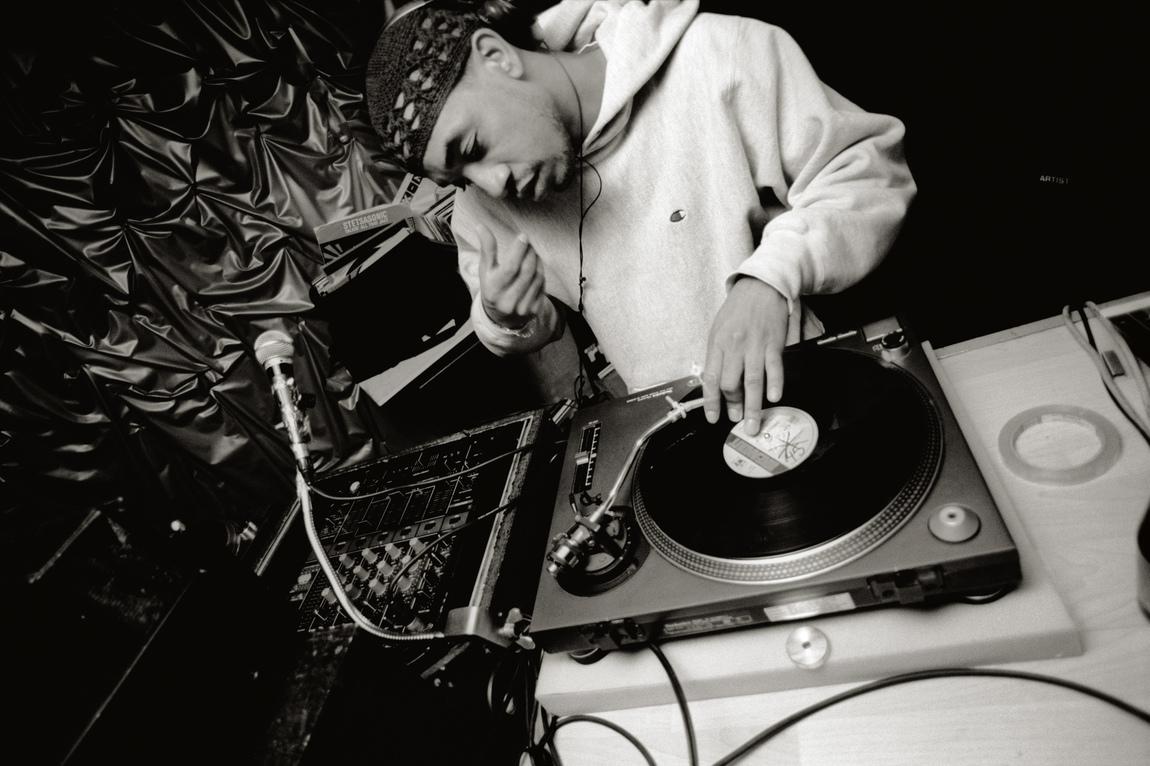 Mikael Väisänen - US Hip Hop 1997-2004
