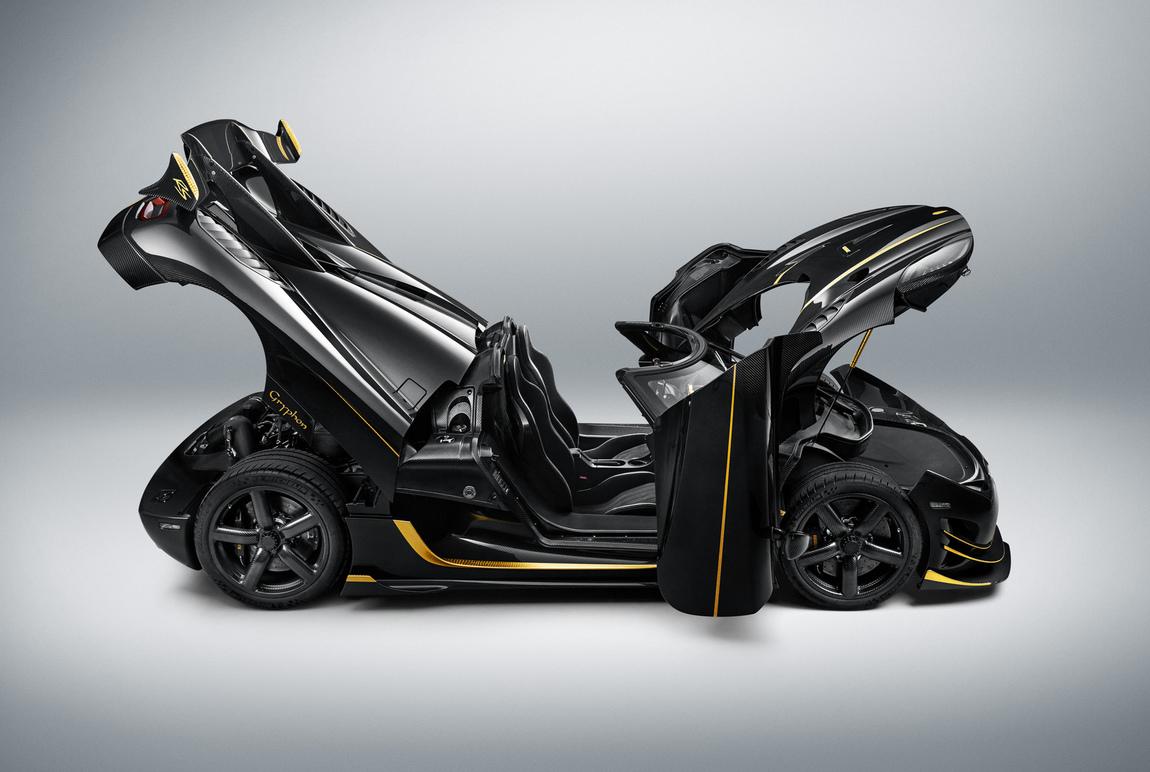 Retuscheriet - Koenigsegg