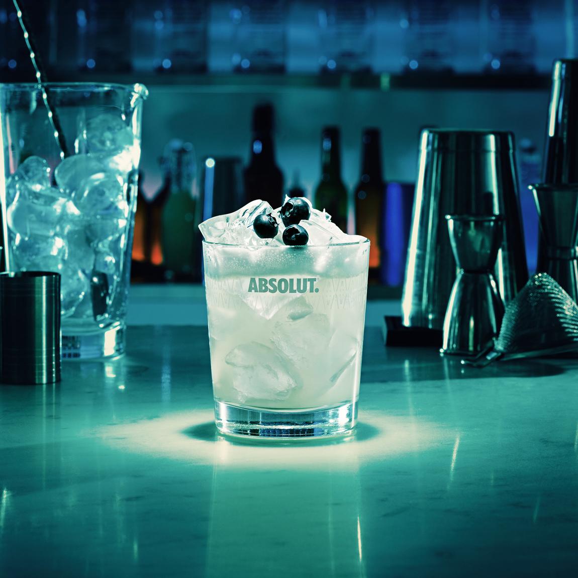 Retuscheriet - Absolut Vodka