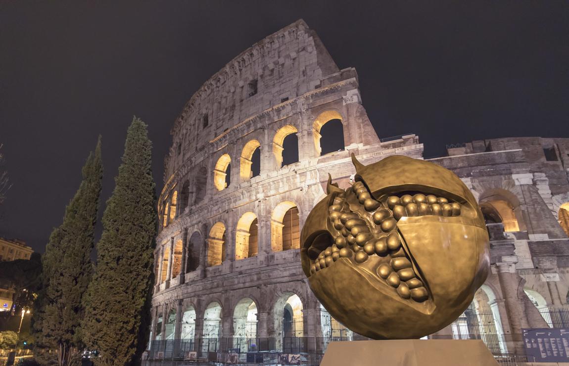 Ingela Vågsund - Architecture Rome