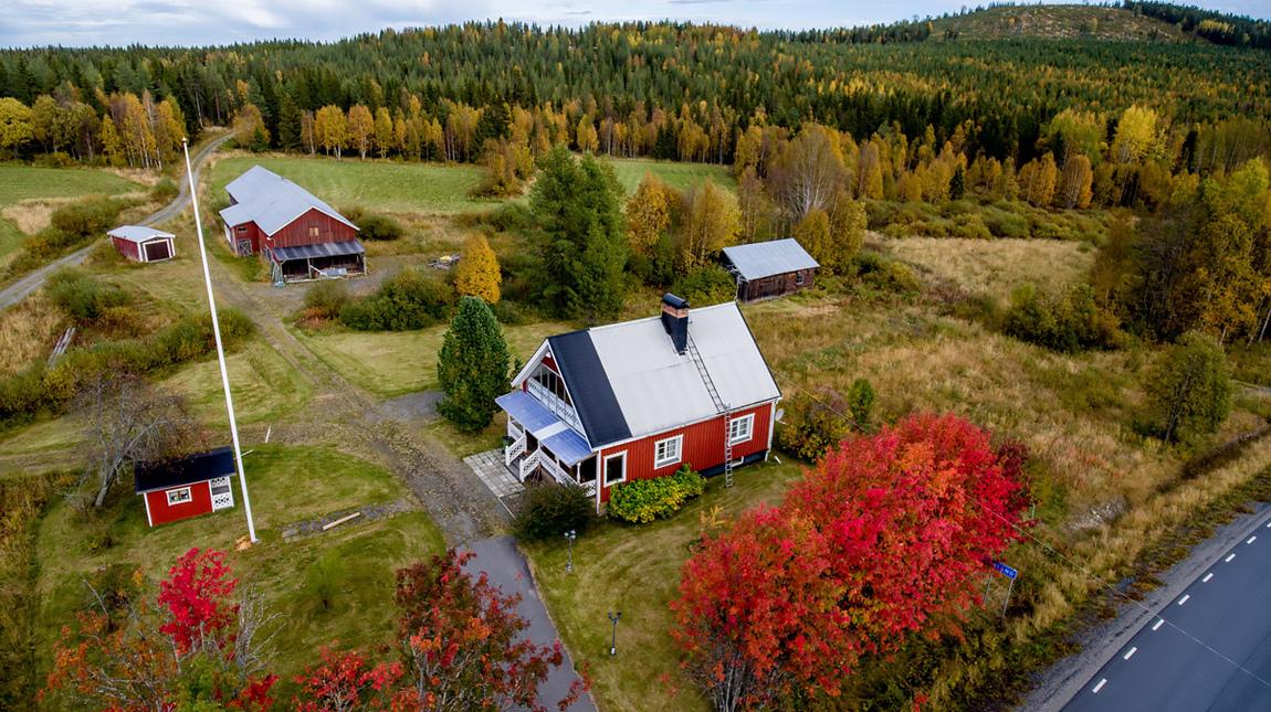 Rickard Johansson - Husförsäljning bilder även med drönare