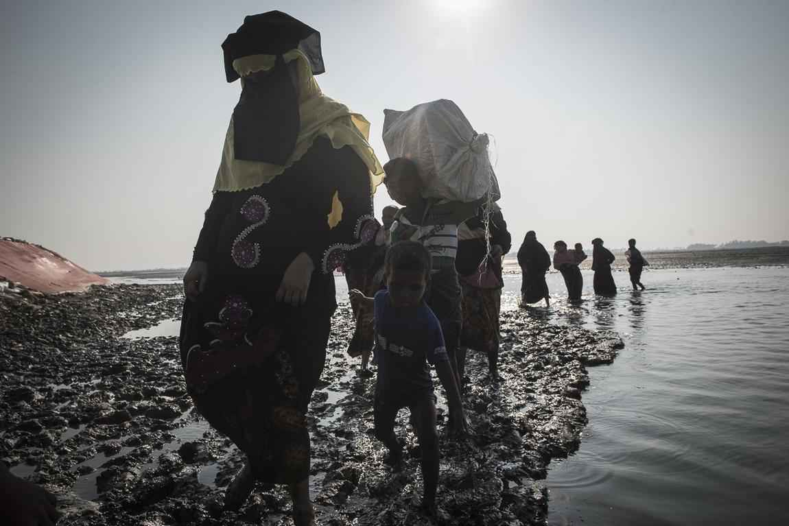 Troy Enekvist - Balukhali Refugee Camp