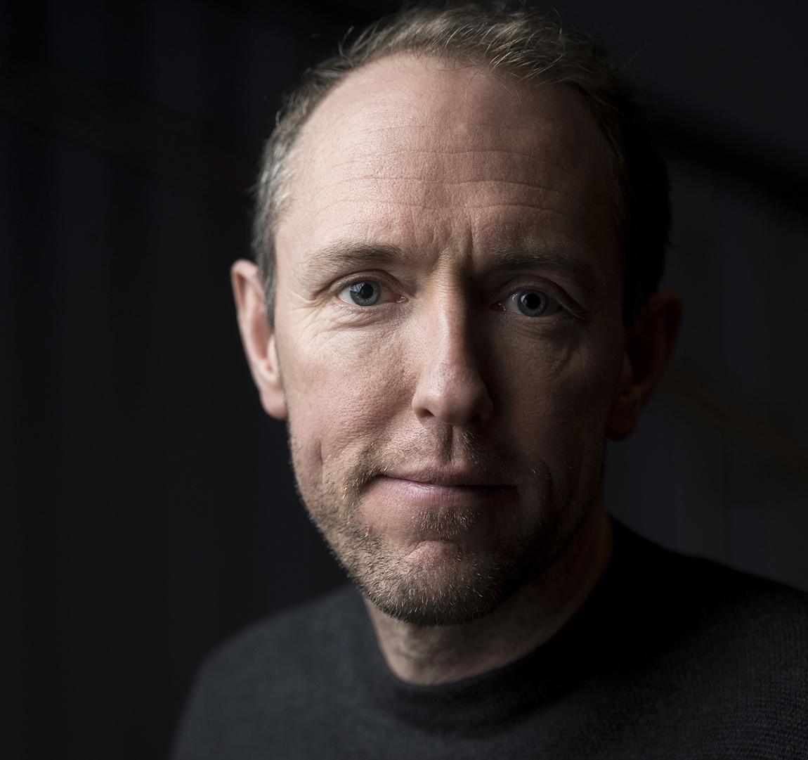 Magnus Lejhall - Porträtt