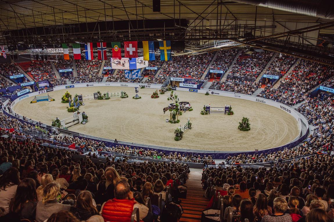 Natalie Greppi - Gothenburg Horse Show 2018