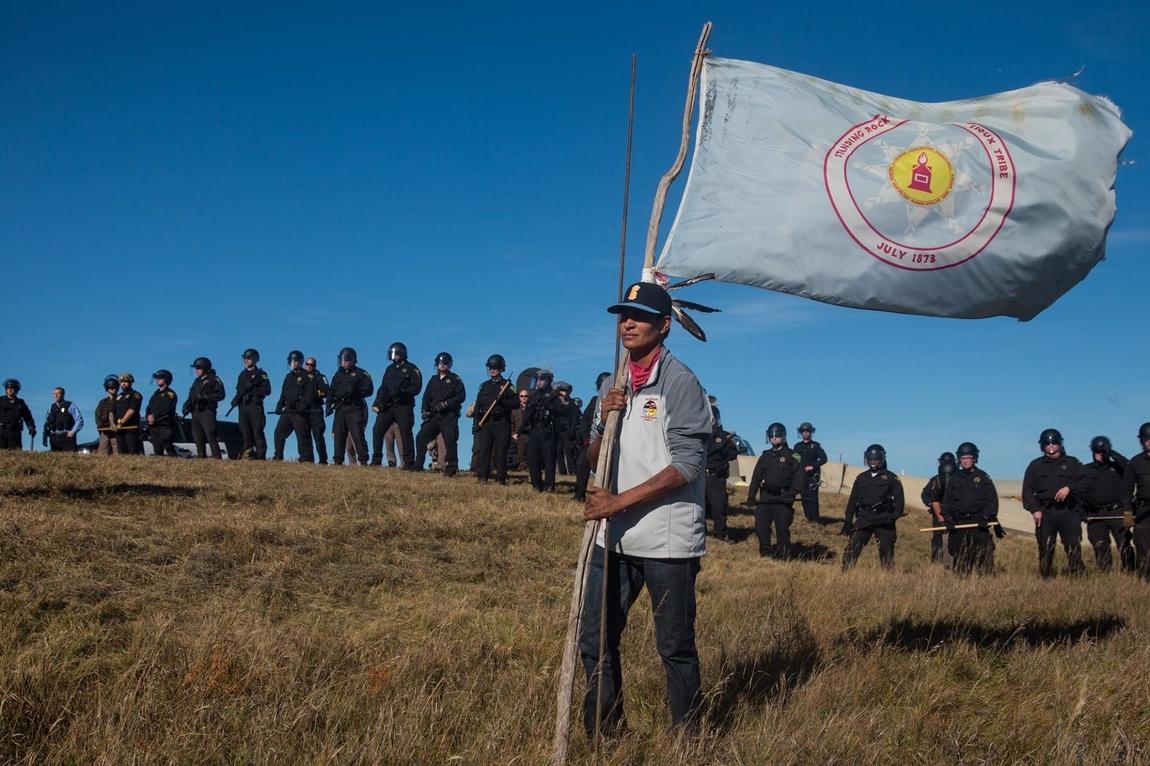 Adam Karls Johansson - Standing Rock 2016