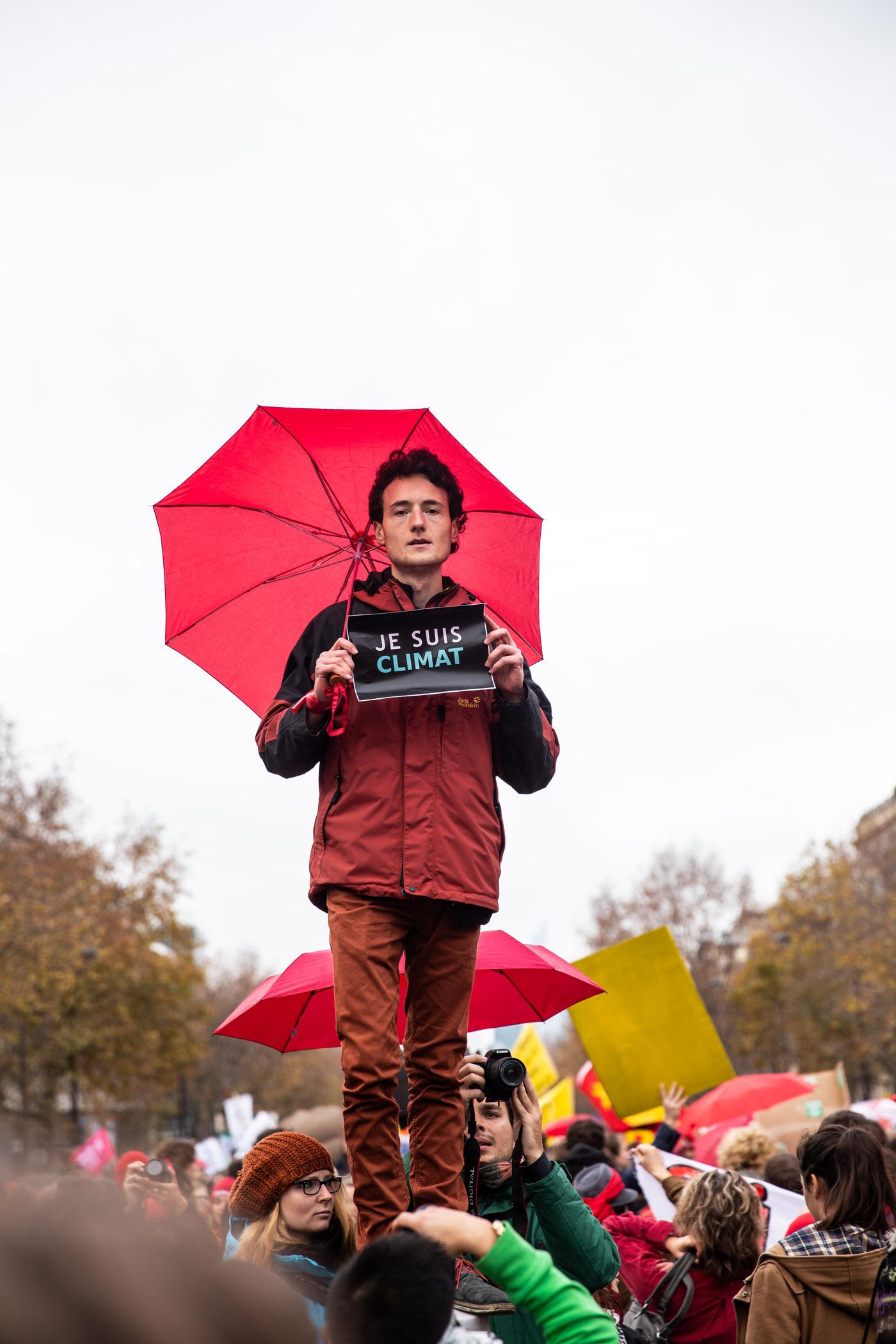 Adam Karls Johansson - COP 21 in Paris