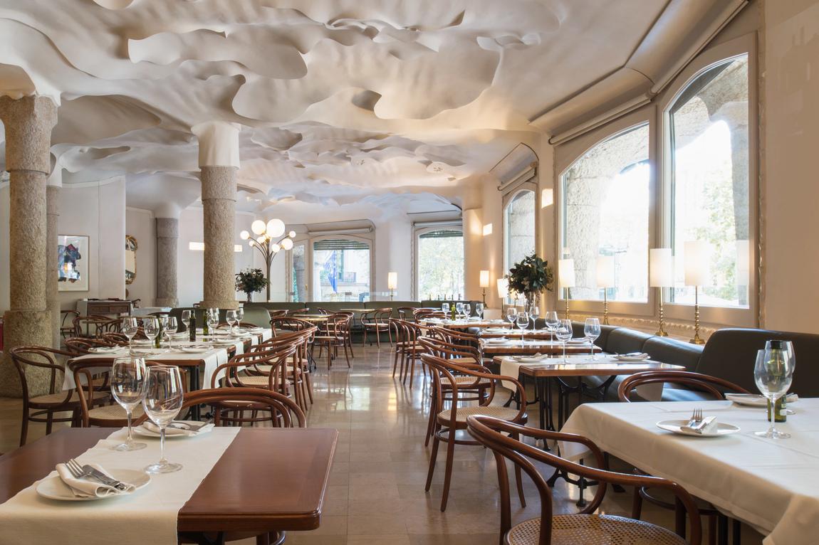 Lasse Olsson - Café de la Pedrera - Barcelona