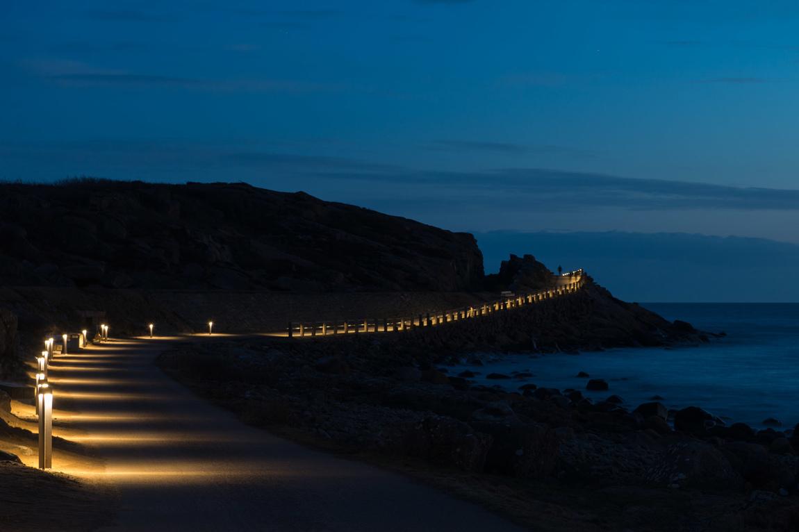 Lasse Olsson - Strandpromenaden - Varberg