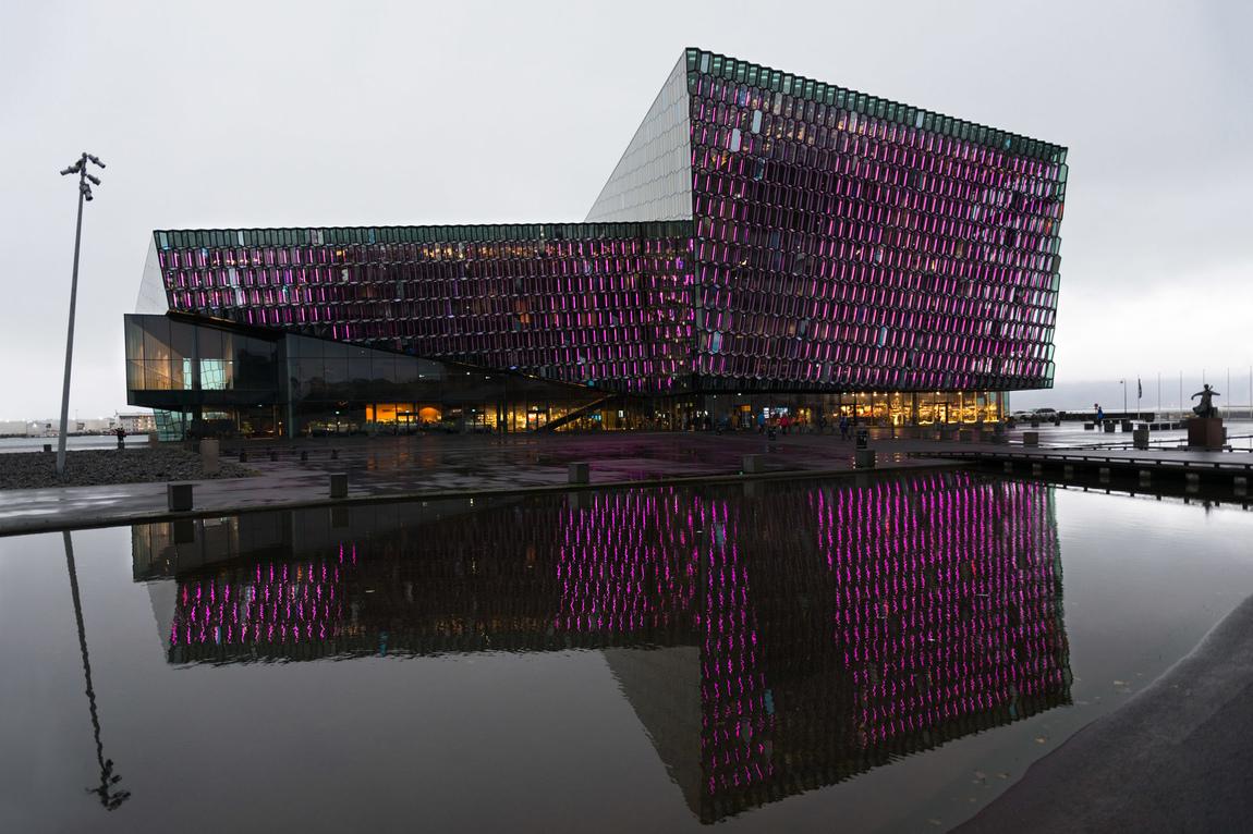 Lasse Olsson - Harpa - Reykjavik