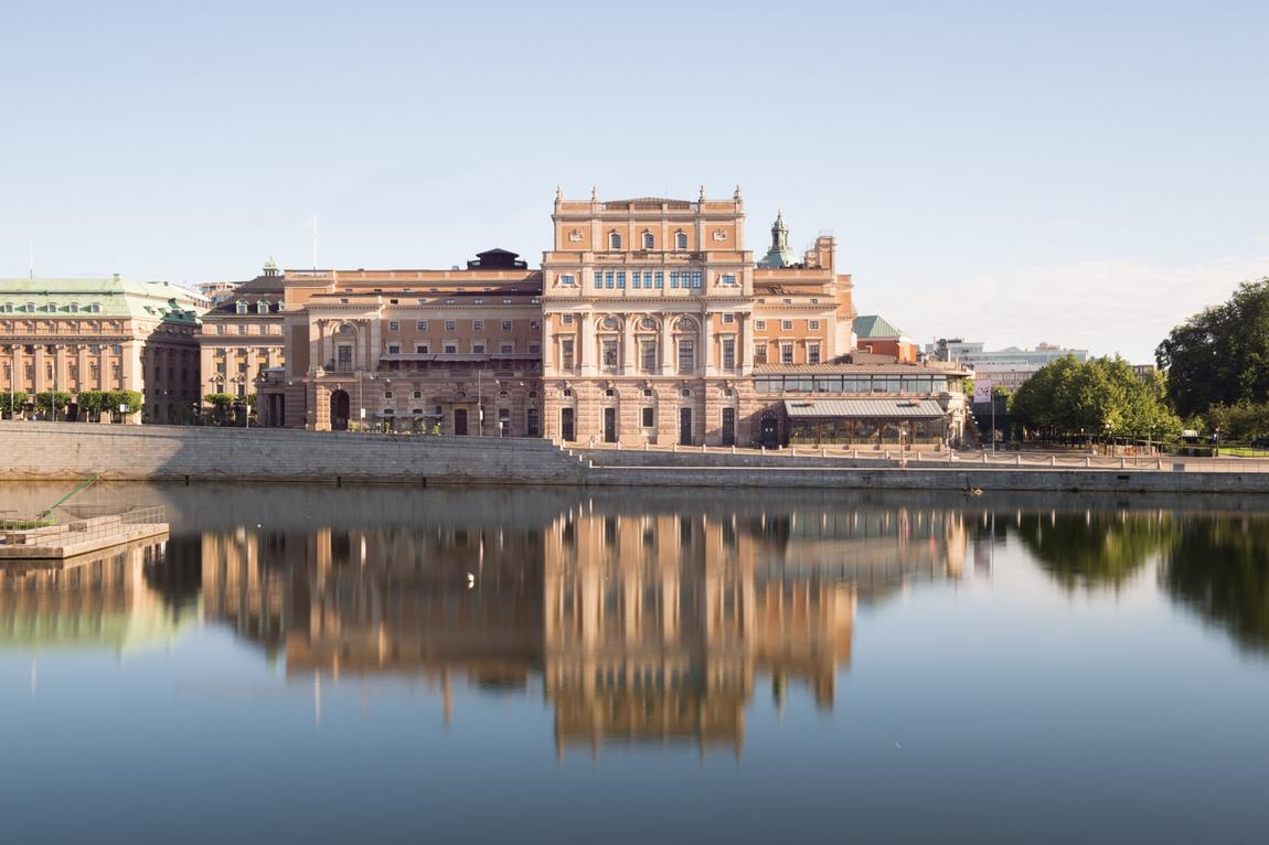 Lasse Olsson - Kungliga Operan - Stockholm