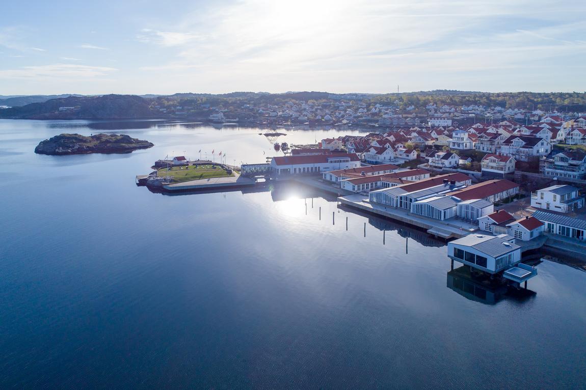 Lasse Olsson - Hotell Gullmarsstrand - Fiskebäckskil