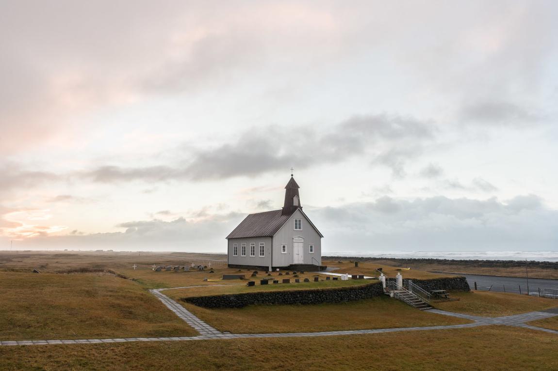 Lasse Olsson - Standard Kirkja - Island