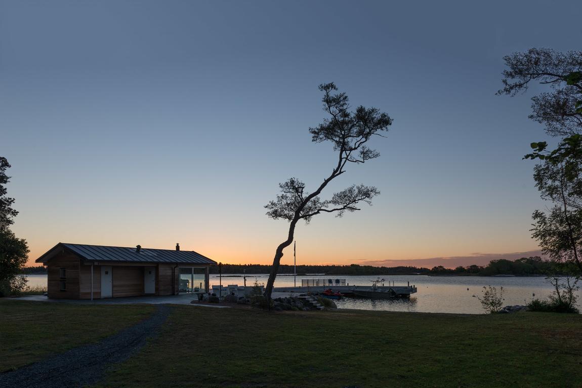 Lasse Olsson - Villa Söderängsudden - Fogdö