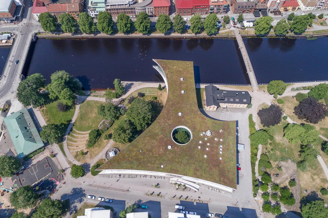 Lasse Olsson - Stadsbiblioteket - Halmstad