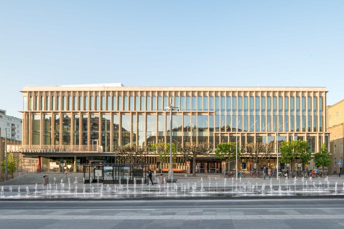 Lasse Olsson - Stadsbiblioteket - Göteborg