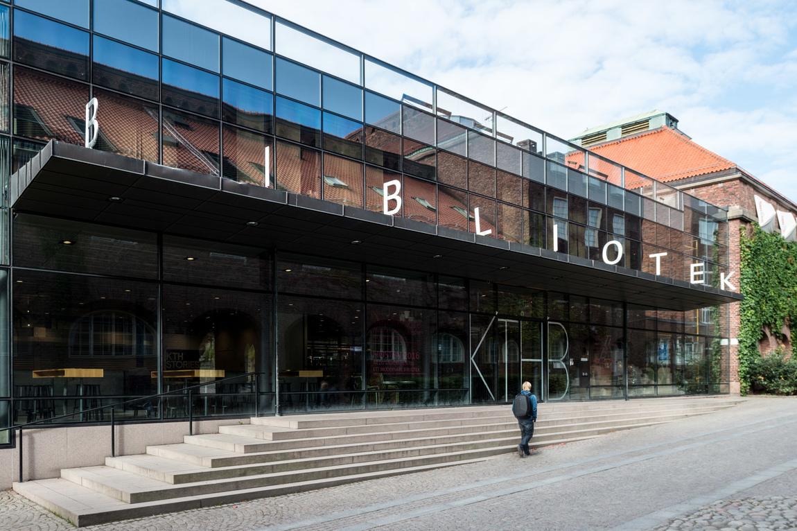 Lasse Olsson - KTH Bibliotek - Stockholm