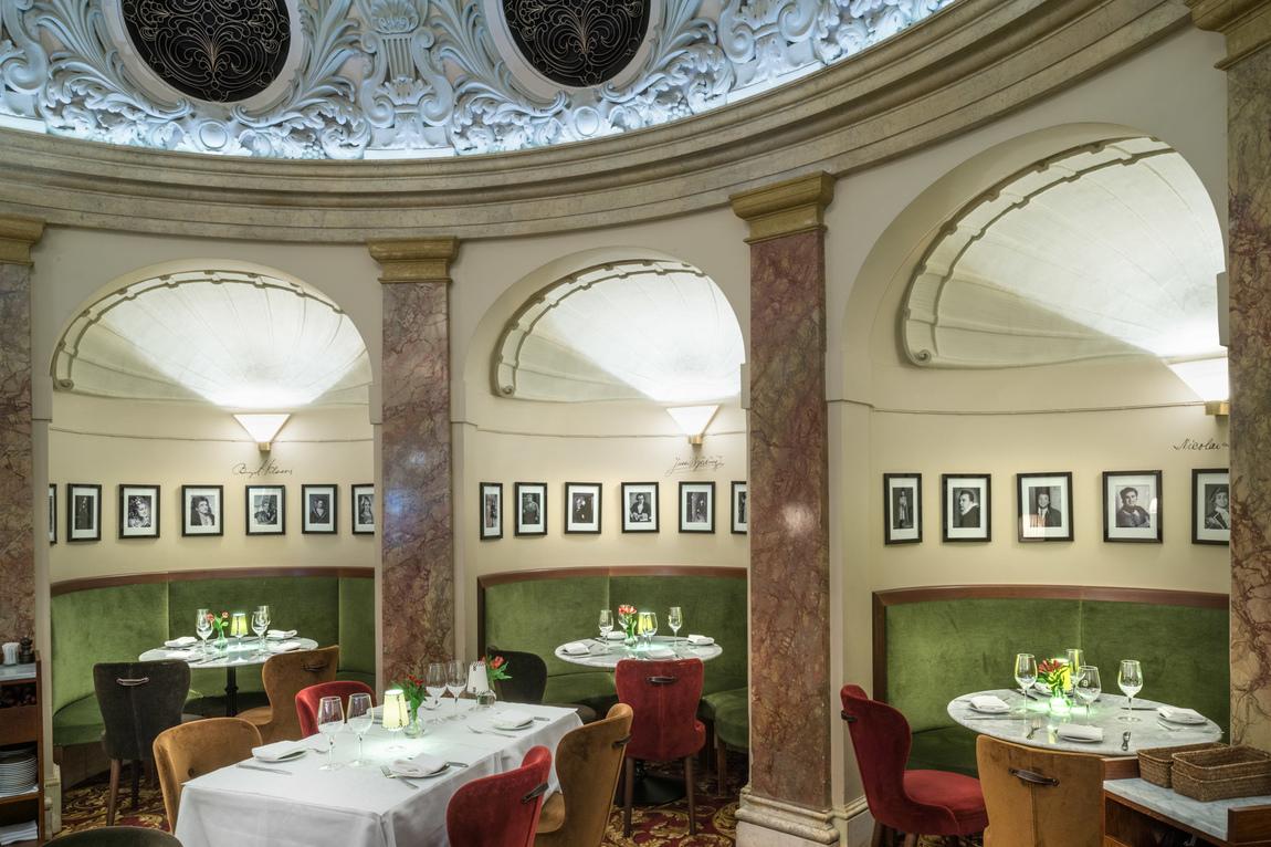 Lasse Olsson - Brasseriet - Stockholm