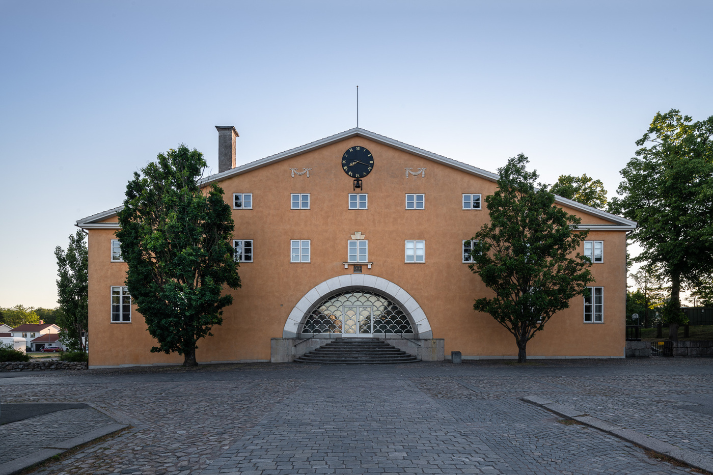 Lasse Olsson - Lister Härads Tingshus - Sölvesborg