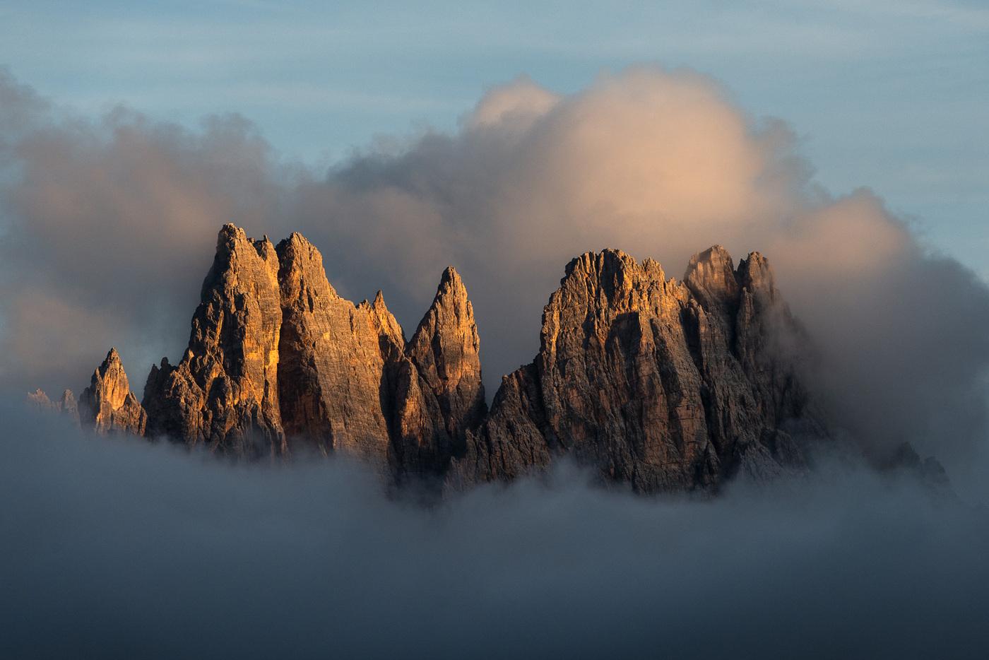 Lasse Olsson - Dolomiterna - Italien