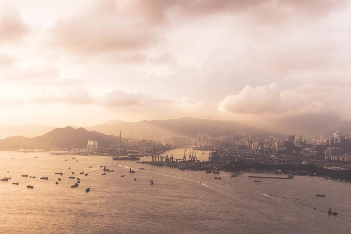 Elias Gustafsson - Hong Kong
