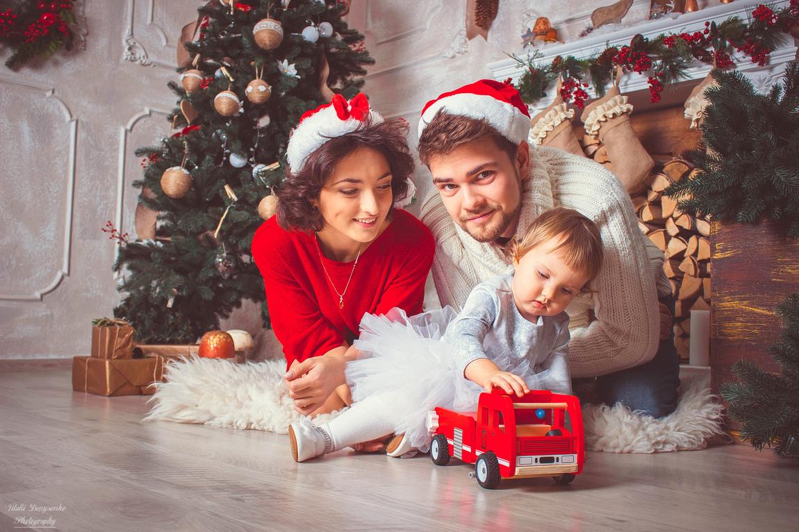 Vitalii Denysenko - Family