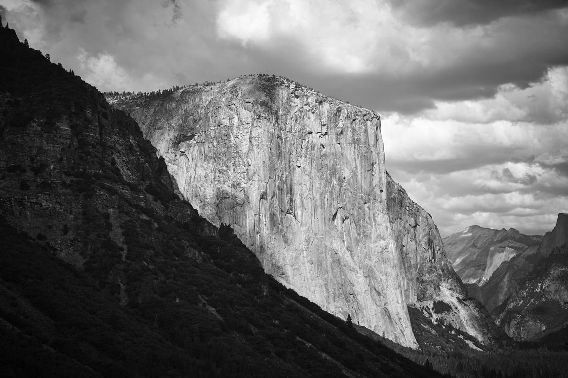 Clive Tompsett - American landscapes