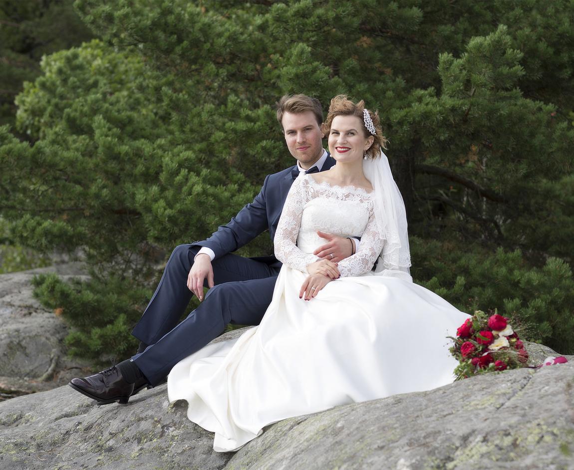 Anneli Larsson - Bröllop