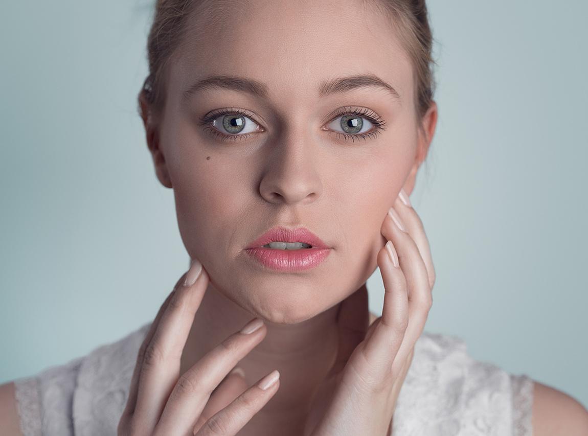Anneli Larsson - Porträtt