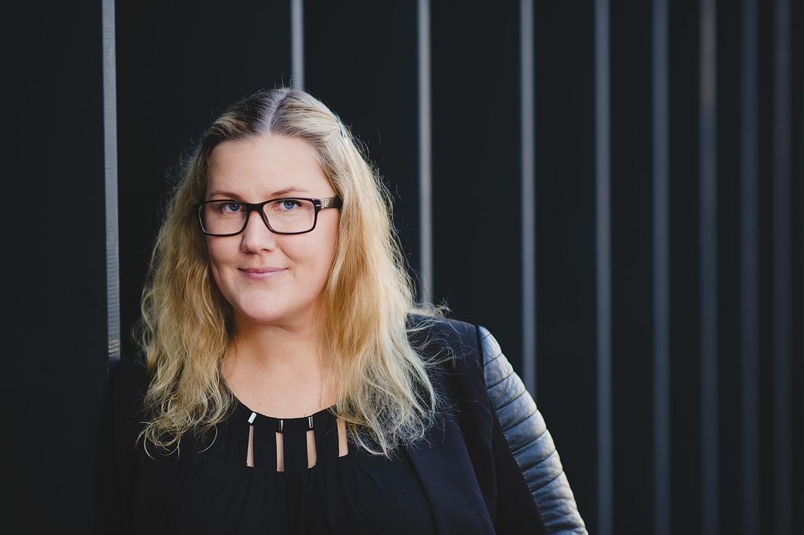 Angelica Tånneryd - Porträtt