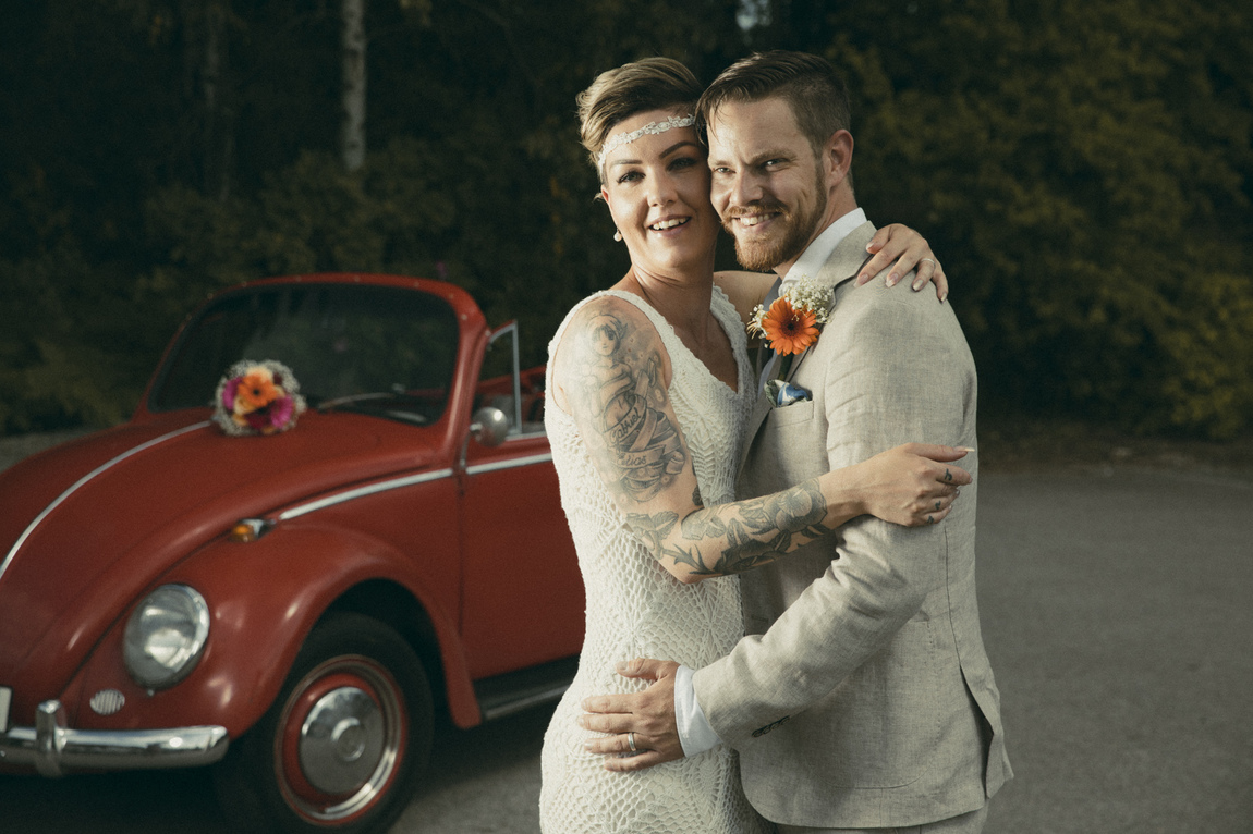 Daniel Ström - Wedding