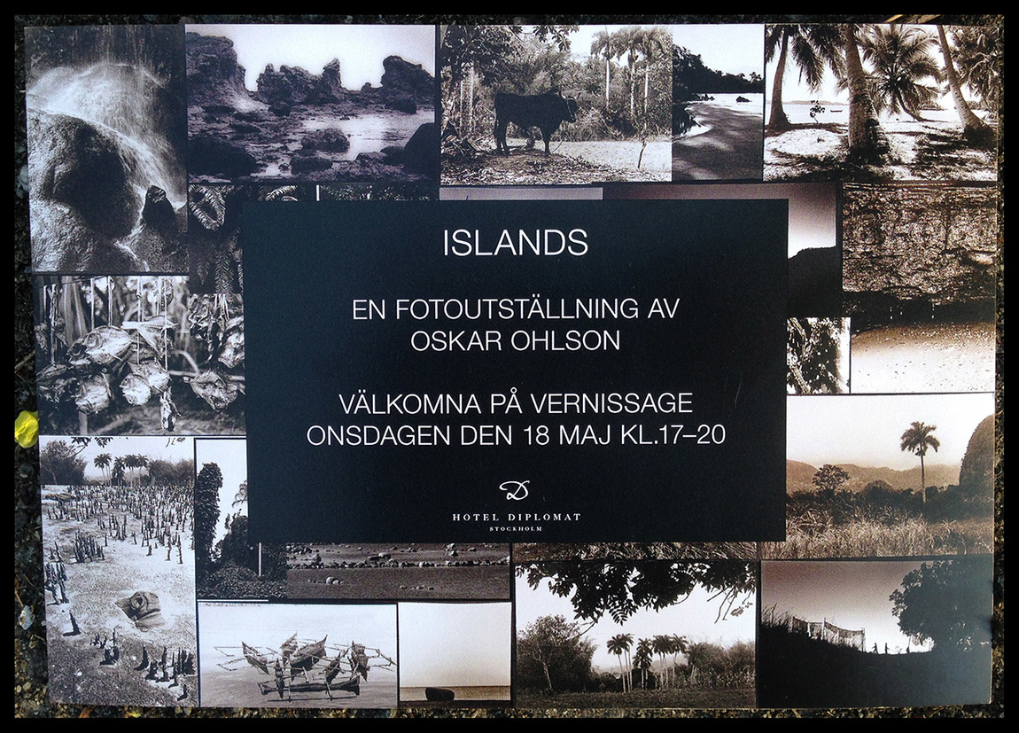 Oskar Ohlson - Islands