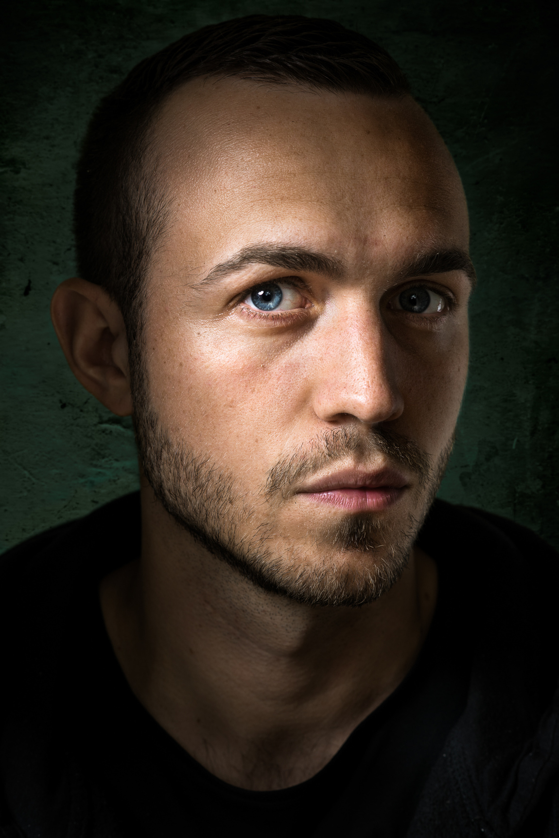 Anders G Warne - Portraits
