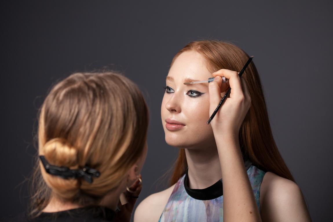 Marie Linnér - Model portraits