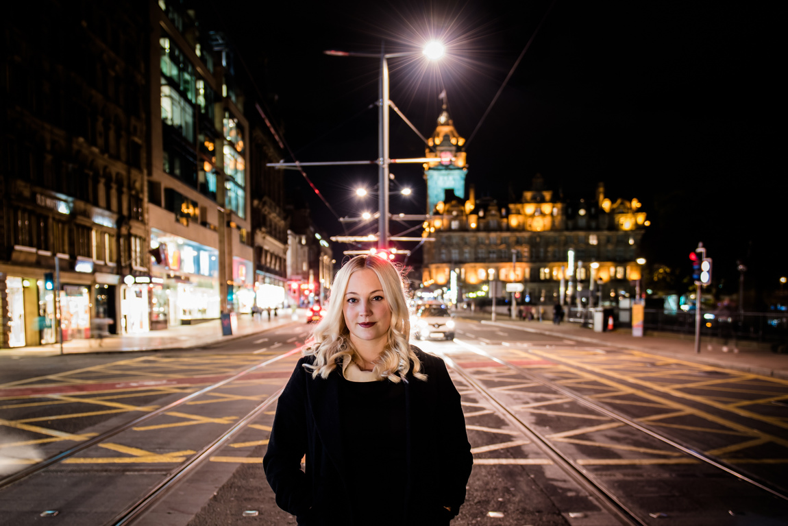 Lilynette Wennlid - Edinburgh Scotland