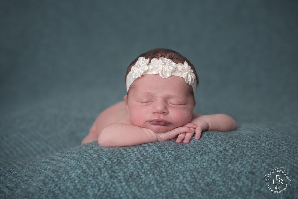 Lilynette Wennlid - Newborn