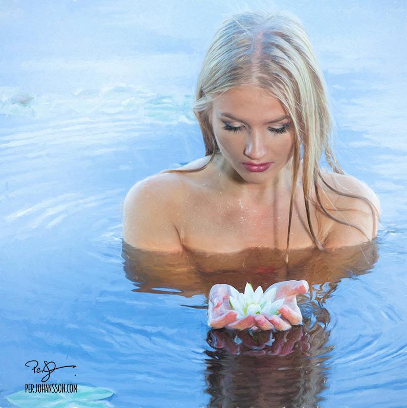 Per Johansson - Eget projekt - Waterlilly