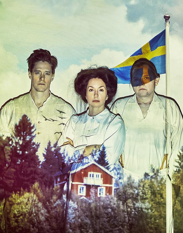 "Stefanie Andersson - ""Tomorrow is now"" - Örebro Länsteater"