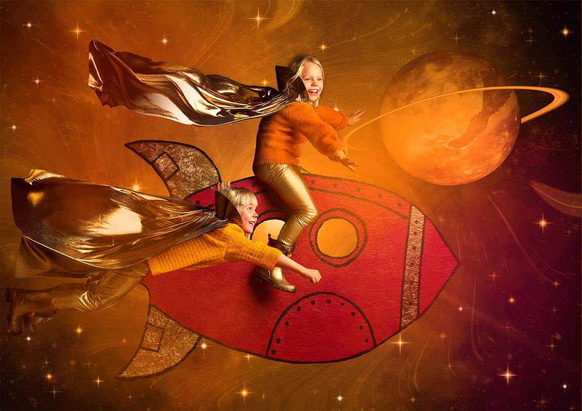 Stefanie Andersson - Astro Girls